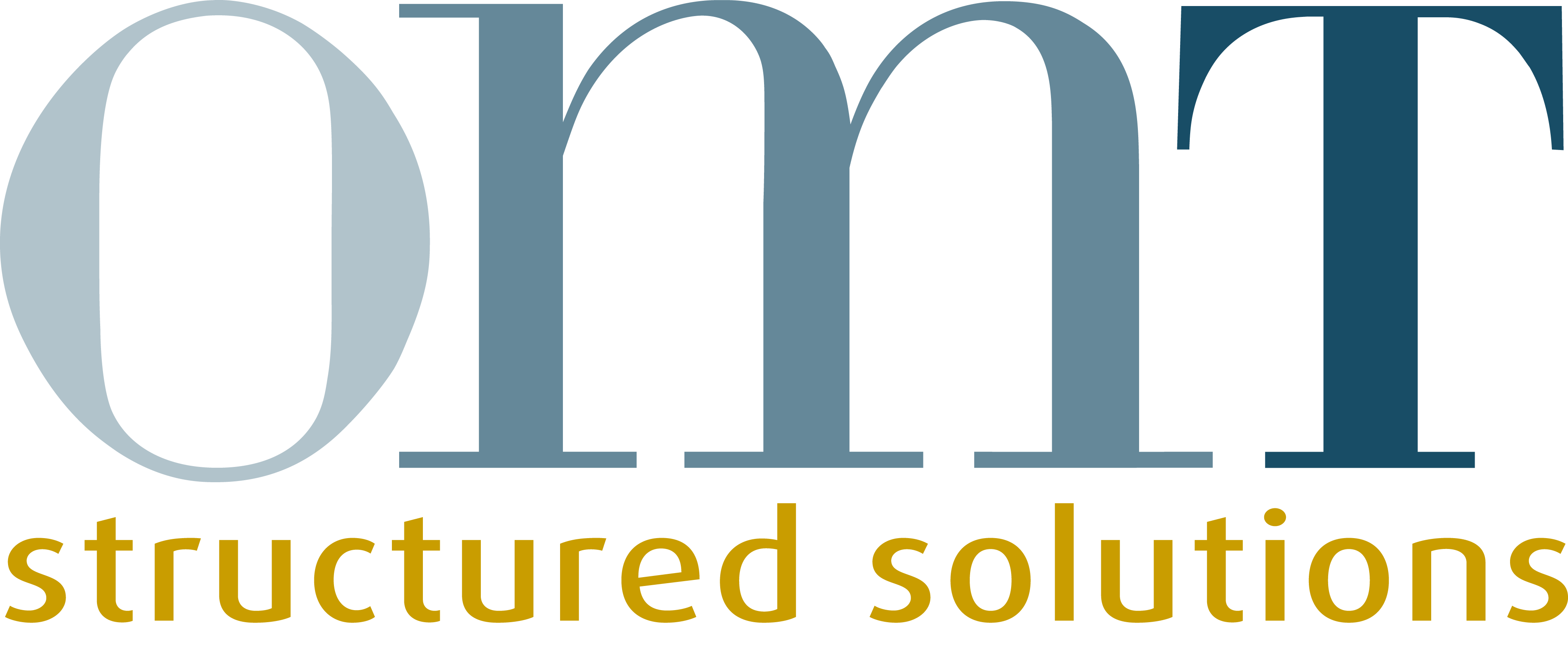 omt structured solutions Mobile Logo